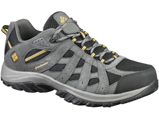 Columbia Canyon Point WP Shoes Herren black/squash